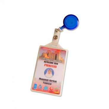 ID Card Yoyo Seminar Kit Murah
