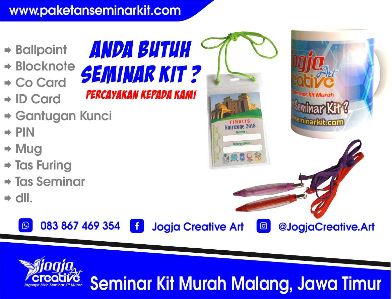Pesan Seminar Kit Murah Malang, Jawa Timur