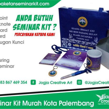 Seminar Kit Murah Palembang Sumatera Selatan