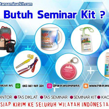 Produsen Seminar Kit Murah dan Tas Seminar Ngawi Jawa Timur