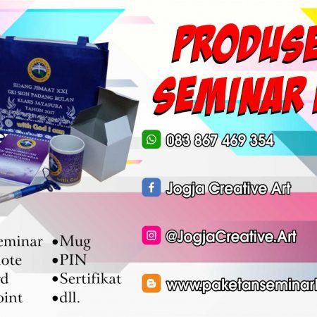 Produsen Seminar Kit Murdah dan Tas Seminar Halmahera Maluku