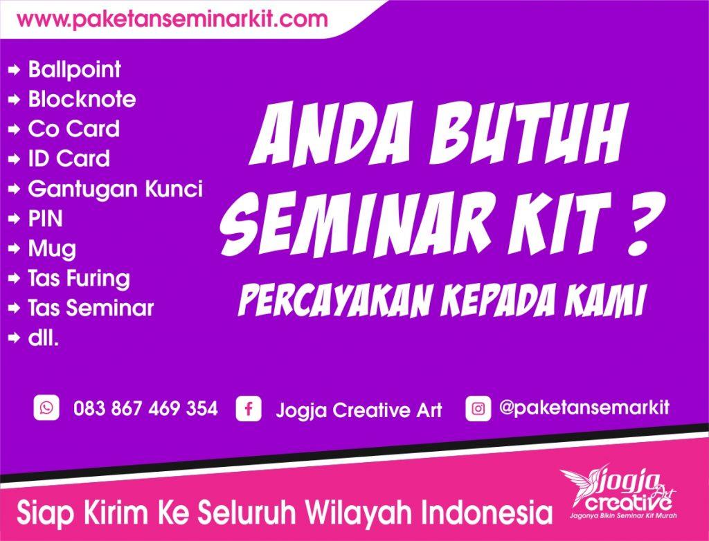 Seminar Kit Murah Banjarmasin Kalimantan Selatan