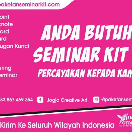 Tas Seminar Murah dan Paket Seminar Kit Batam Kepulauan Riau