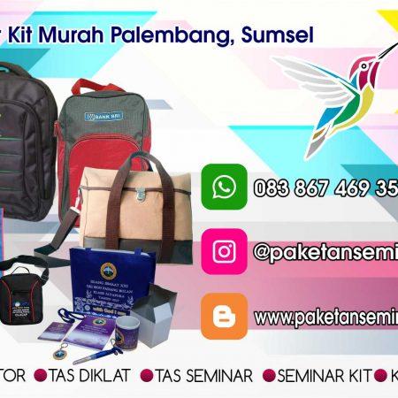 Paket Tas Seminar Kit Murah Palembang Sumatera Selatan