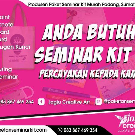 Pesan Paket Tas Seminar Kit Murah Kota Padang Sumatera Barat