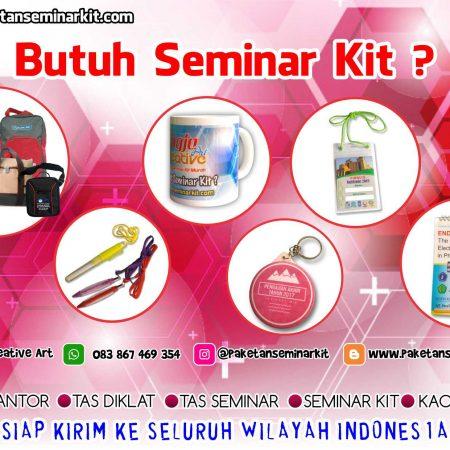 Produsen Paket Seminar Kit Murah dan Tas Seminar Gorontalo