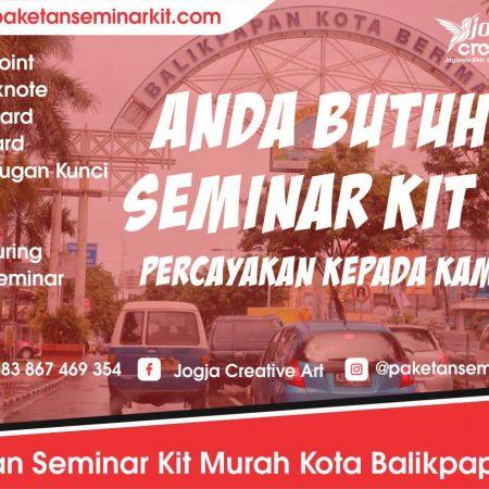 Produsen Tas Seminar Kit Murah Kota Balikpapan Kalimantan Timur