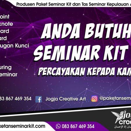 Paket Seminar Kit Murah dan Tas Seminar Anambas, Kepulauan Riau