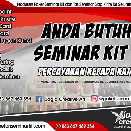 Paket Seminar Kit dan Tas Seminar Malang, Jawa Timur