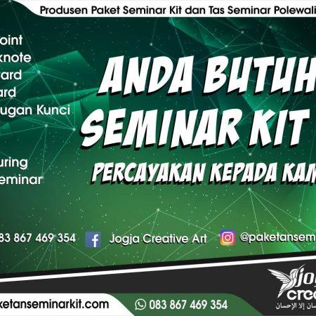 Pesan Paket Seminar Kit dan Tas Seminar Polewali Mandar, Sulawesi Barat