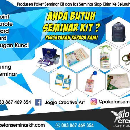 Pesan Paket Tas Seminar Kit Pringsewu Lampung