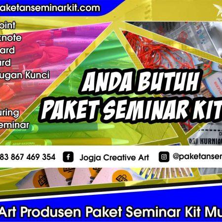 Produsen Paket Seminar Kit Murah dan Tas Seminar Jayapura Papua