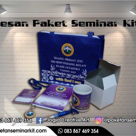 Produsen Paket Seminar Kit dan Tas Seminar Bengkulu