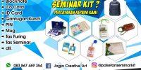 Tas Seminar dan Paket Seminar Kit Bangka Belitung