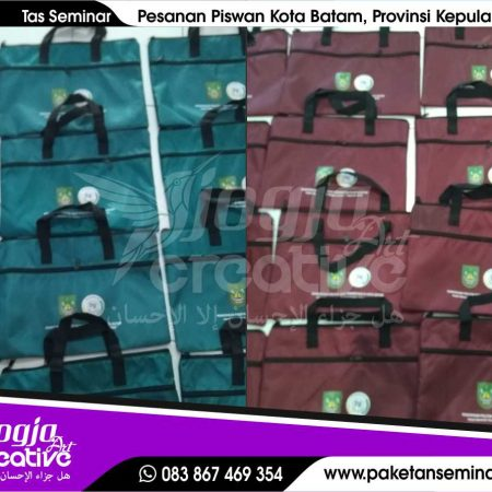Paket Tas Seminar Kit Murah PISWAN Kota Batam, Kepulauan Riau
