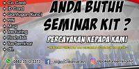 Paket Seminar Kit Murah Balikpapan, Kalimantan Timur
