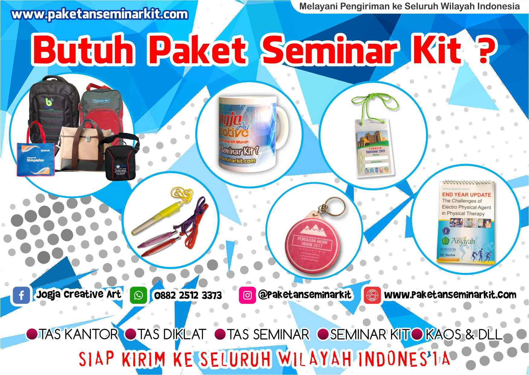 Paket Seminar Kit Murah Jakarta Hub 0882 2512 3373