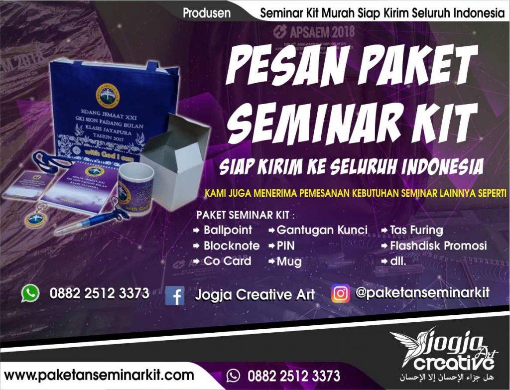 Pesan Paket Seminar Kit Murah Serang Banten