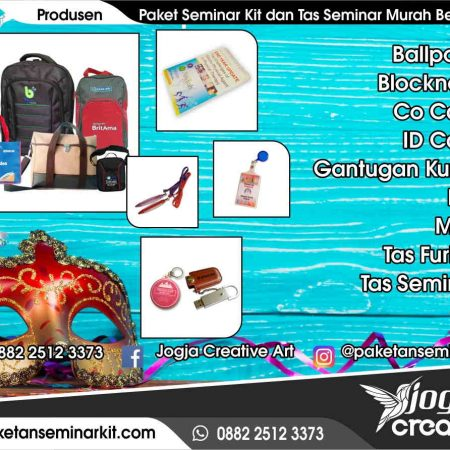 Paket Seminar Kit dan Tas Seminar Kota Palembang
