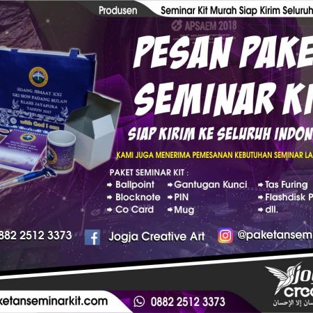 Pesan Tas Seminar dan Paket Seminar Kit Jakarta