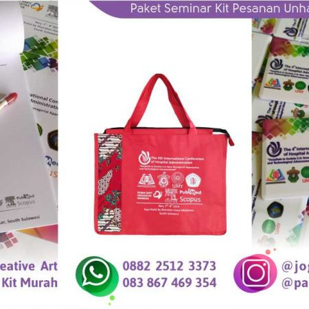Paket Seminar Kit Murah Pesanan Unhas Makassar, Sulawesi Selatan