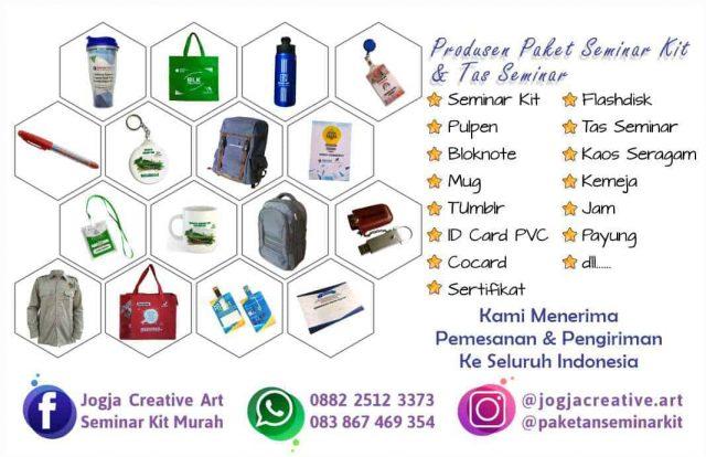 Pesan Tas Seminar Makassar dan Seminar Kit Makassar Sulsel