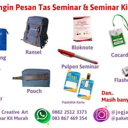 Produsen Tas Seminar Kit Samarinda Kalimantan Timur