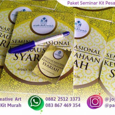 Paket Seminar Kit Murah Pesanan Unida Gontor Ponorogo