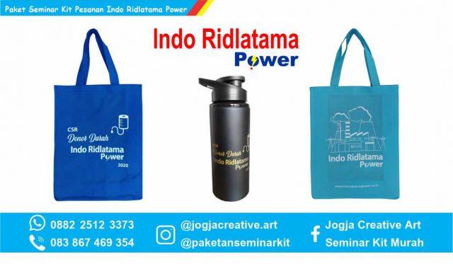 Paket Tas Seminar Kit Murah Pesanan Indo Rildatama Kutai Kartanegara