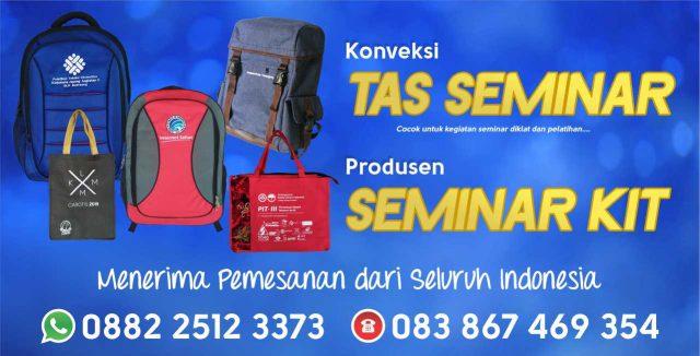 Konveksi Tas dan Seminar Kit Murah Palembang