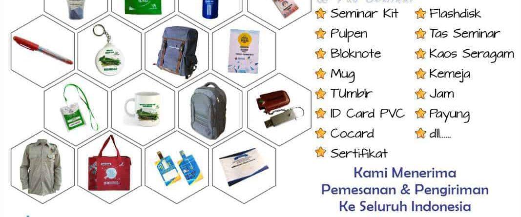 Pesan Paket Tas Seminar Kit Murah Malang