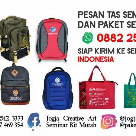 Konveksi Tas Seminar Kit Murah Paket Seminar Lampung