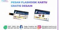 Pesan Flashdisk Kartu Makassar seminar kit murah makassar